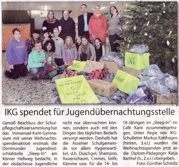 2013 Spendenaktion OA 27.12