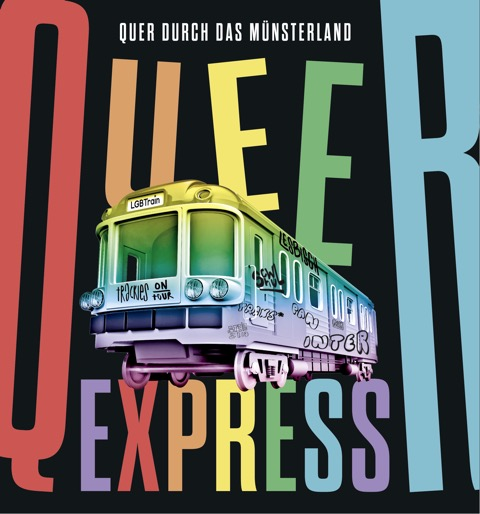 QueerExpress Poster
